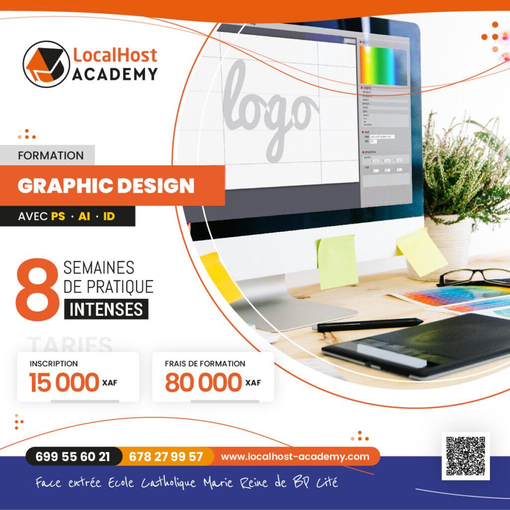 Formation en Graphic Design à Douala au Cameroun