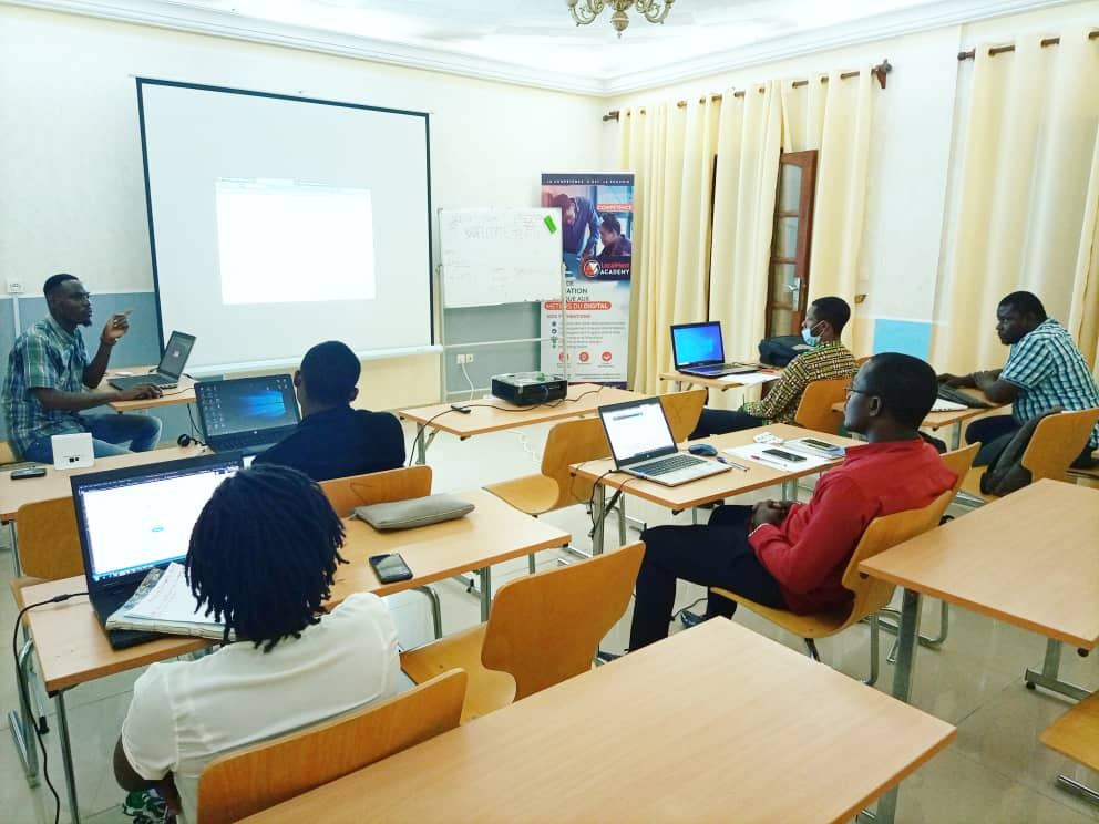 Formation WordPress à Douala